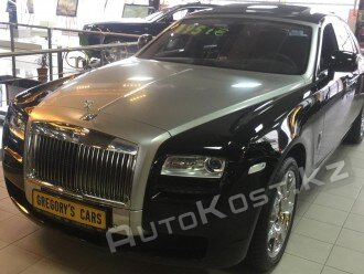 Rolls-royce - Ghost